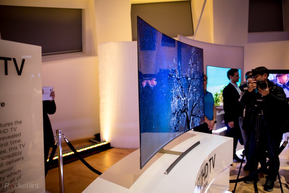 Samsung Ultra Slim Suhd Tv Concept Shows You Don T Need To