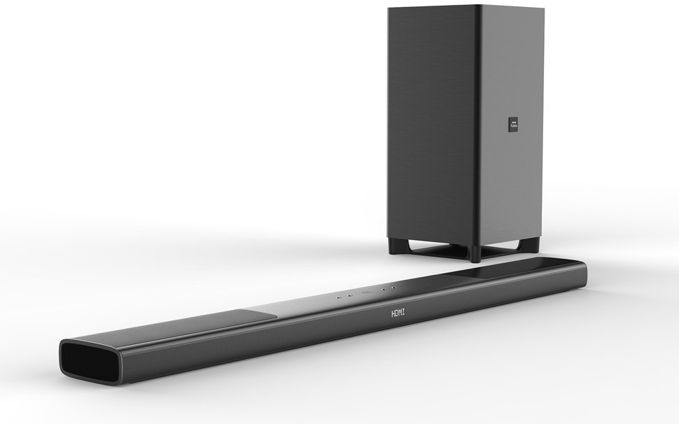 Philips Fidelio Soundbar Crams Dolby Atmos Overhead Audio Into One Unit Image 1