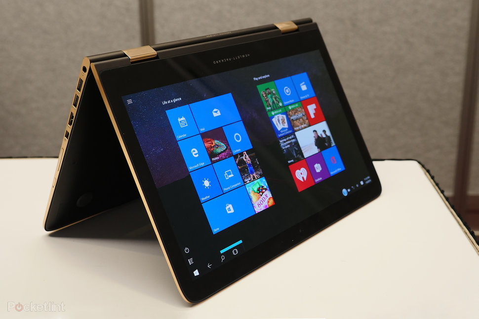 HP Spectre x360 (2016) preview: OLED ace might be the best look