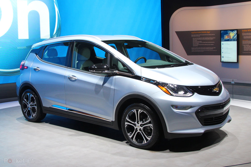 Chevrolet Bolt Preview An Ev Game Changer Just Not For The Uk