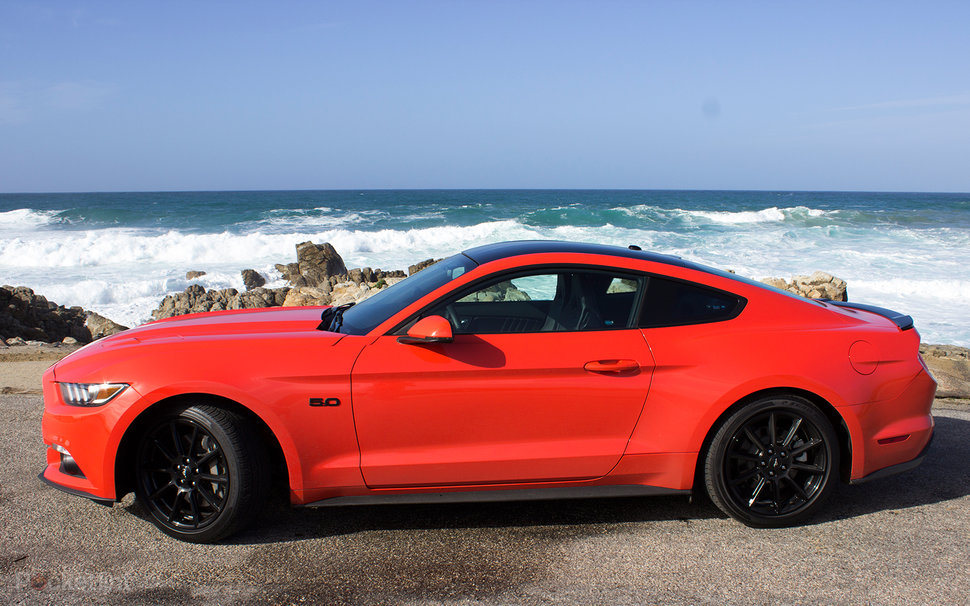 gas mileage on the 4 cylinder 2015 turbo mustang autos post. Black Bedroom Furniture Sets. Home Design Ideas