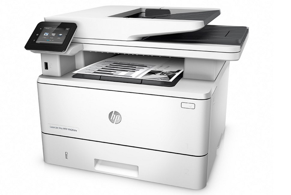 HP Reinvents the Office