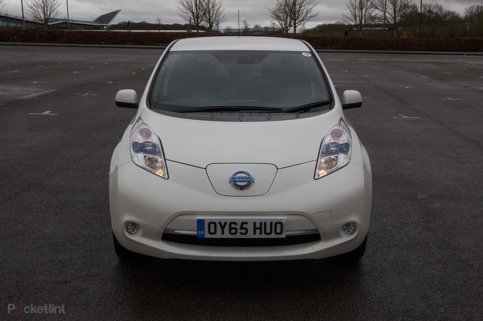 nissan leaf 2016 first drive  increased range  but not a huge c