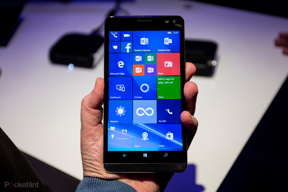 HP Elite X3: a feature-rich phablet running Windows 10