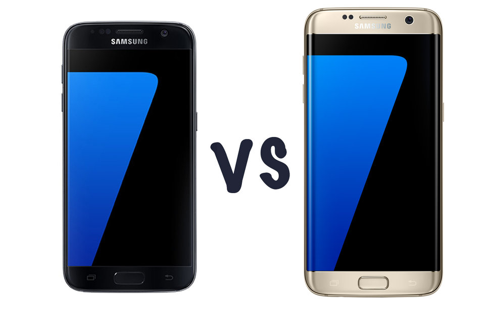 samsung galaxy s7 vs galaxy s7 edge which should you choose pocket lint. Black Bedroom Furniture Sets. Home Design Ideas