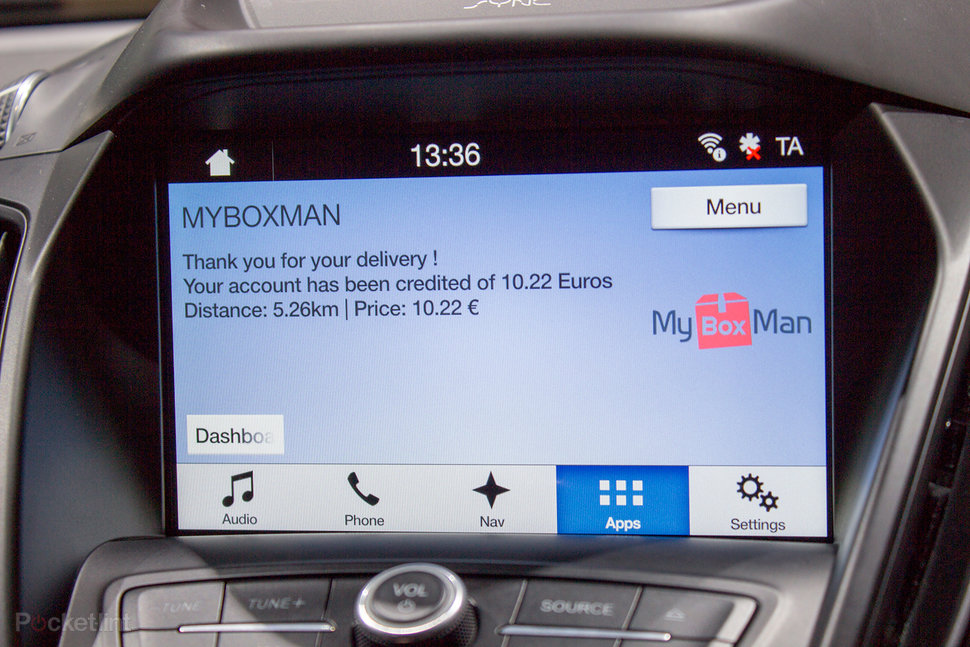ford sync 3 preview apple carplay android auto complete solution pocket lint. Black Bedroom Furniture Sets. Home Design Ideas
