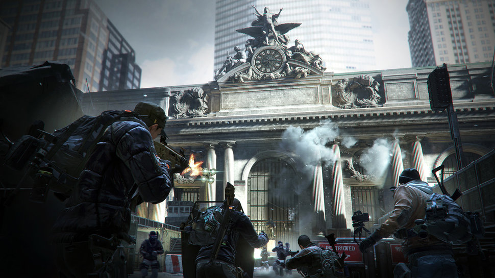 You Won't Be Reading Any The Division Reviews on Launch Day