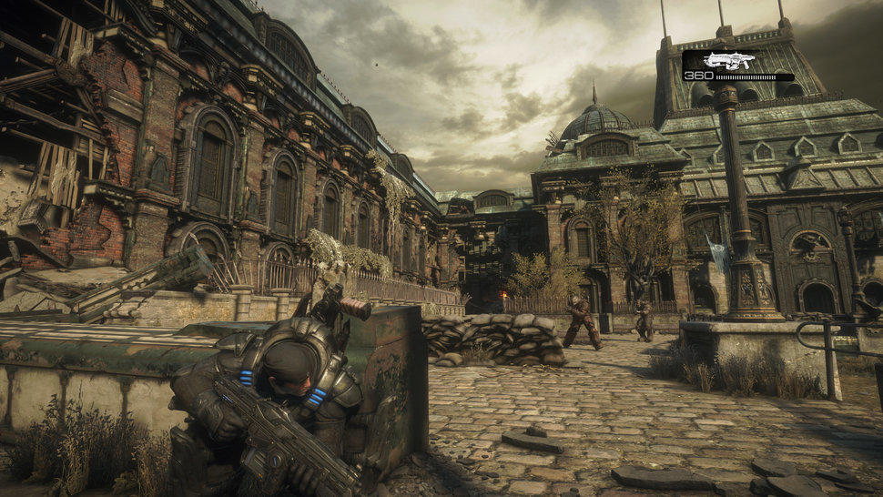 Gears of War Ultimate Edition in 4K preview: Windows 10 PC vers