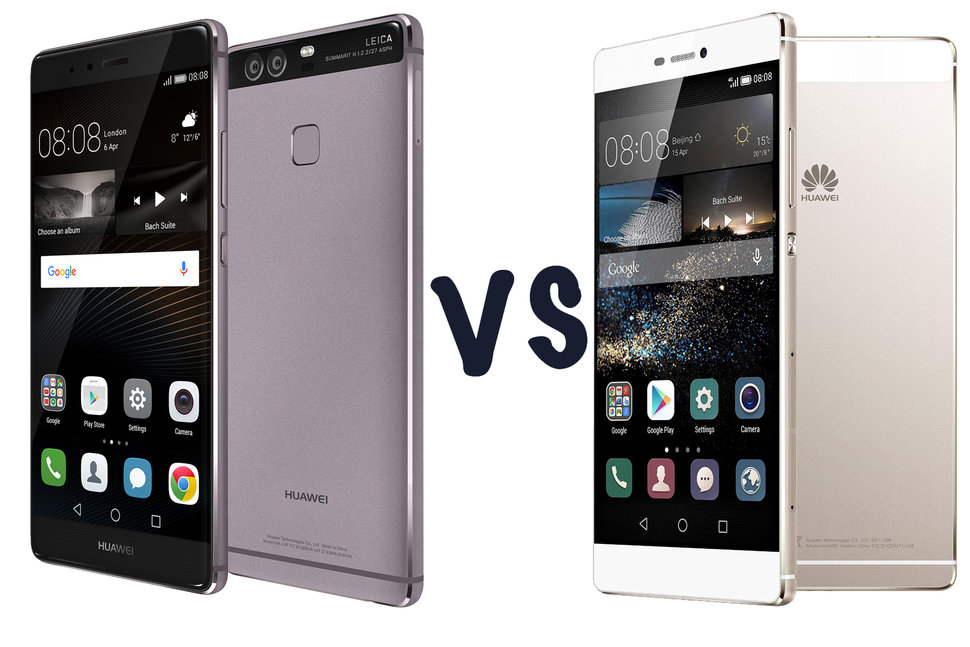 account huawei p9 vs huawei p9 plus Gone