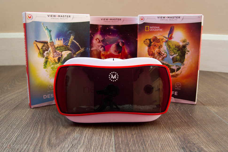 Mattel View Master Review A Virtual Reality Rethinking Of A Classic