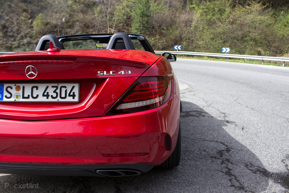 Mercedes-Benz SLC AMG 43 2016-014