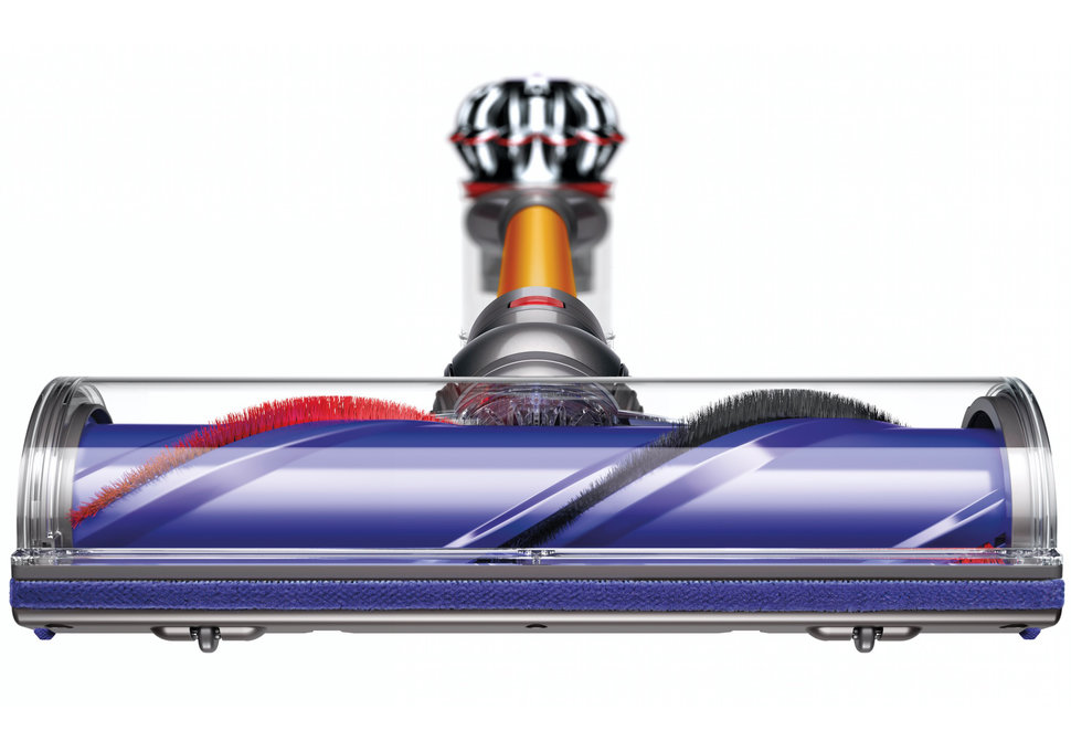 dyson 39 s new v8 cordless vacuum has double the battery life of predecessors pocket lint. Black Bedroom Furniture Sets. Home Design Ideas