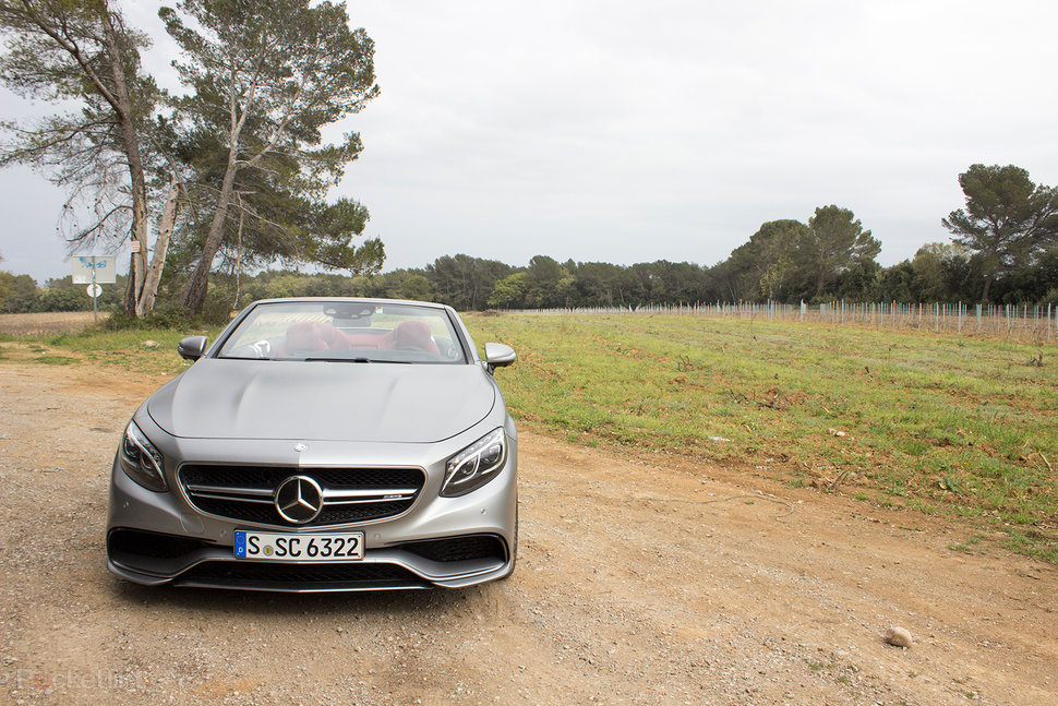 MercedesBenz SClass Cabriolet First Drive Comfortably Cool - Cool mercedes cars