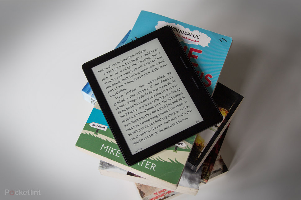 Amazon Kindle Oasis review: First class reader, first class pri