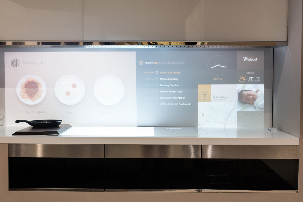 What could the kitchen of the future feature? Whirlpool just might ...