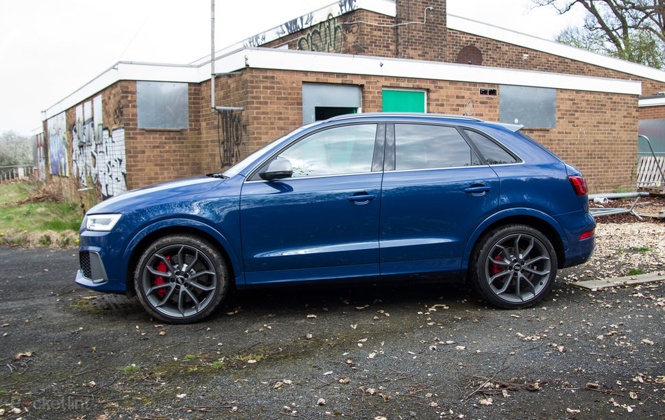 Audi Rs Q3 Performance First Drive Rs Thrills And Spills