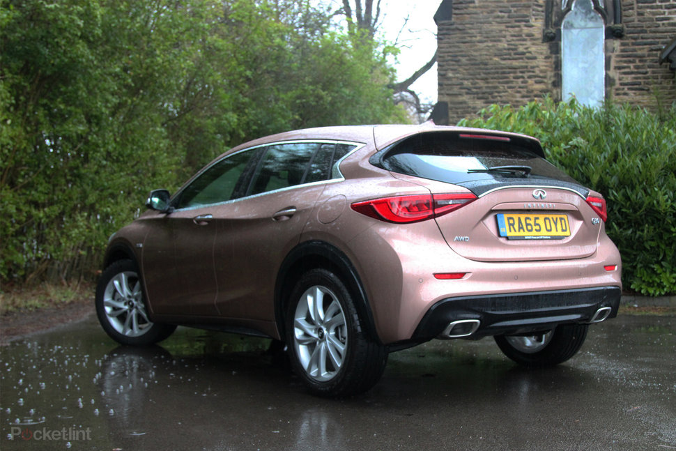 Infiniti Q30 First Drive To Infinity And Beyond Pocket Lint