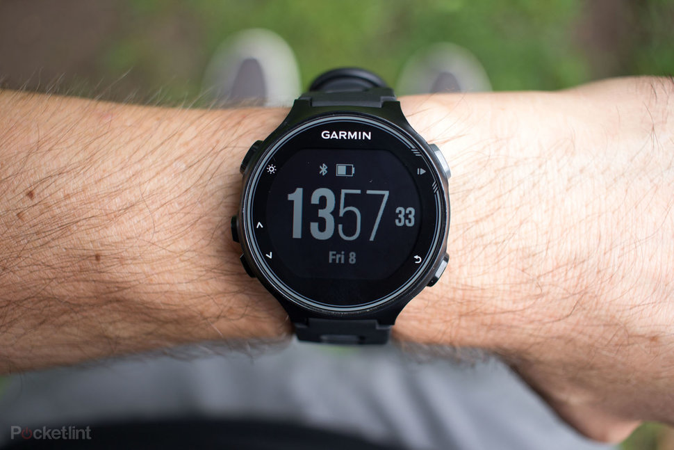 a19fd541e7e Garmin Forerunner 735XT review  Putting in the multisport miles ...