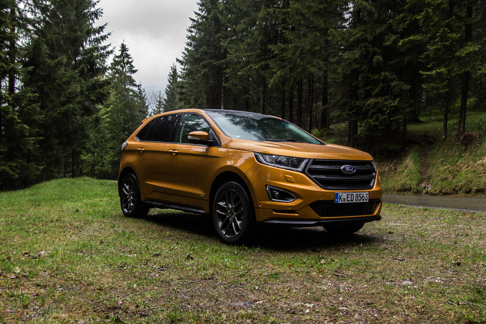 Ford Edge Review Image