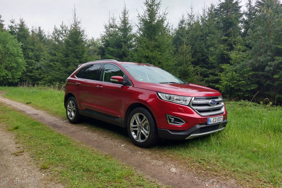 Ford Edge Review Image 27