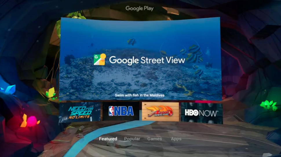 Google announces Daydream, the future of Android virtual realit
