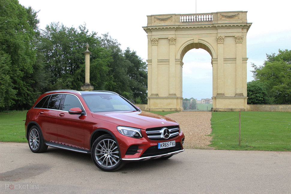 Mercedes Glc First Drive Suvving To Consider Pocket Lint