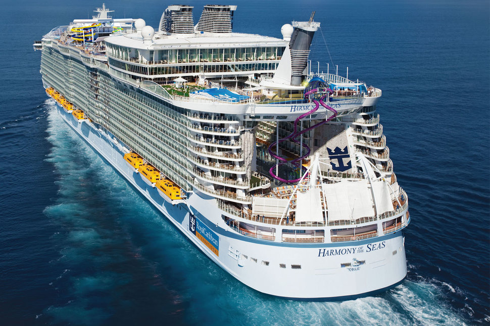 Harmony Of The Seas Amazing Reasons To Go On The Worlds - Largest cruise ship of the world