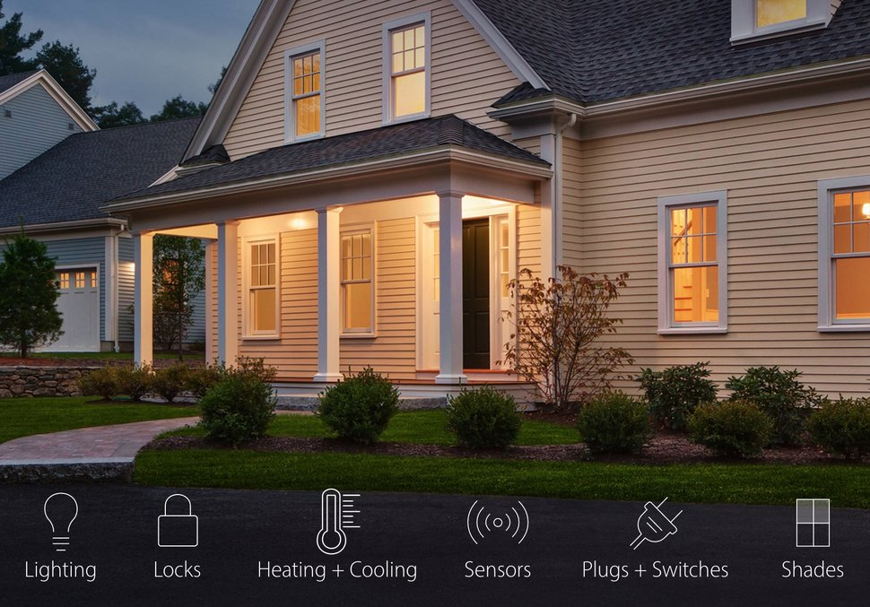 Apple homekit app 2016