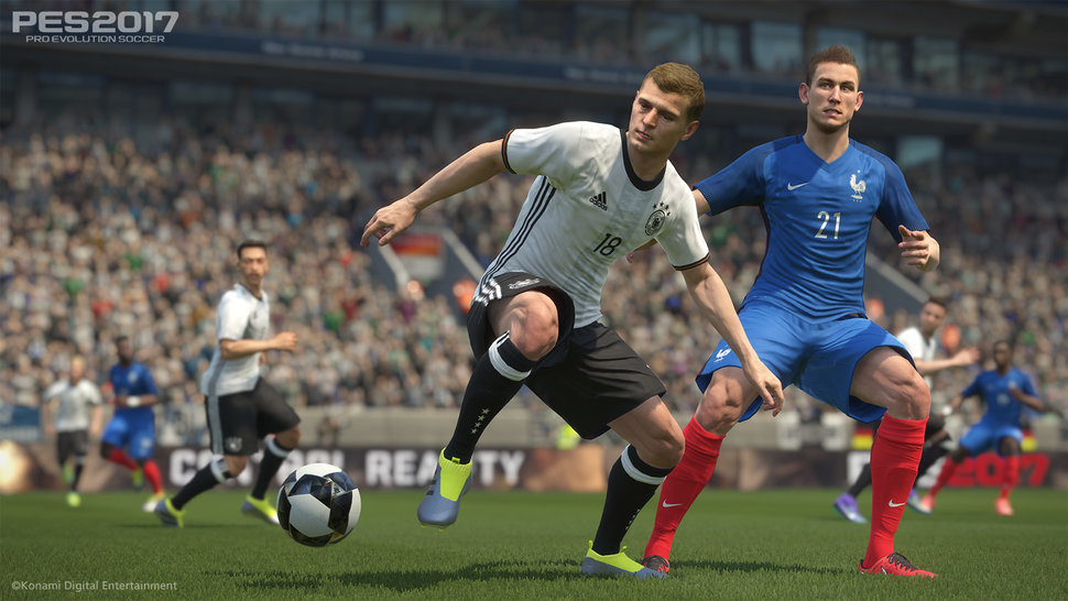 PES 2017 preview: First extended play of potential FIFA beater