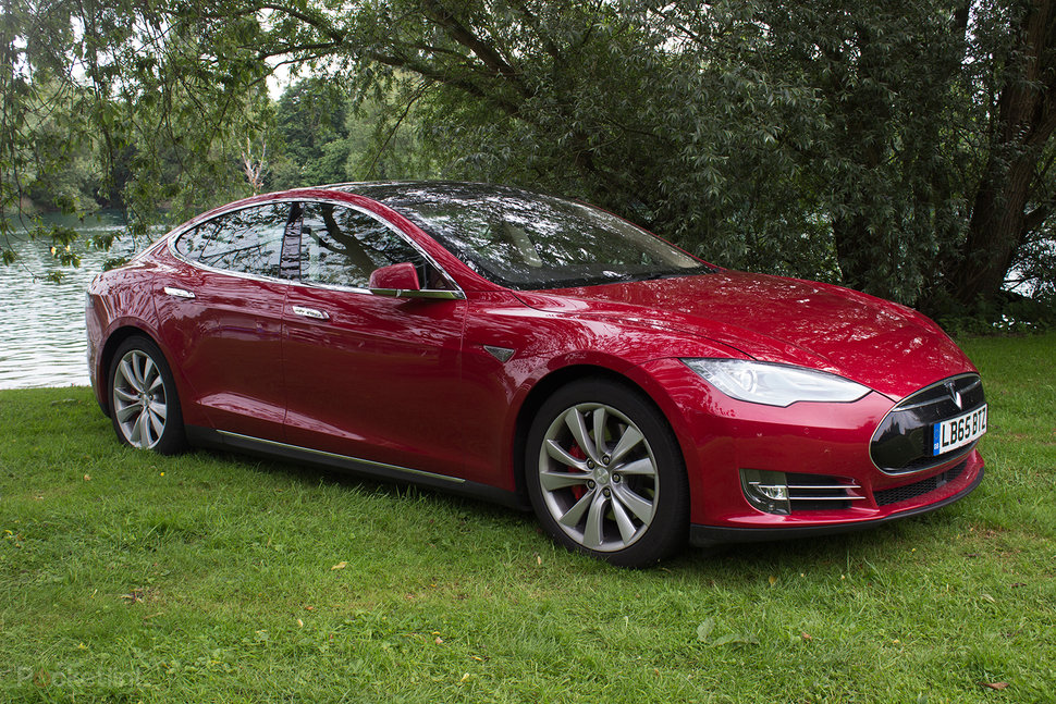 Tesla Model S P90D review If your robot chauffeur were a racing