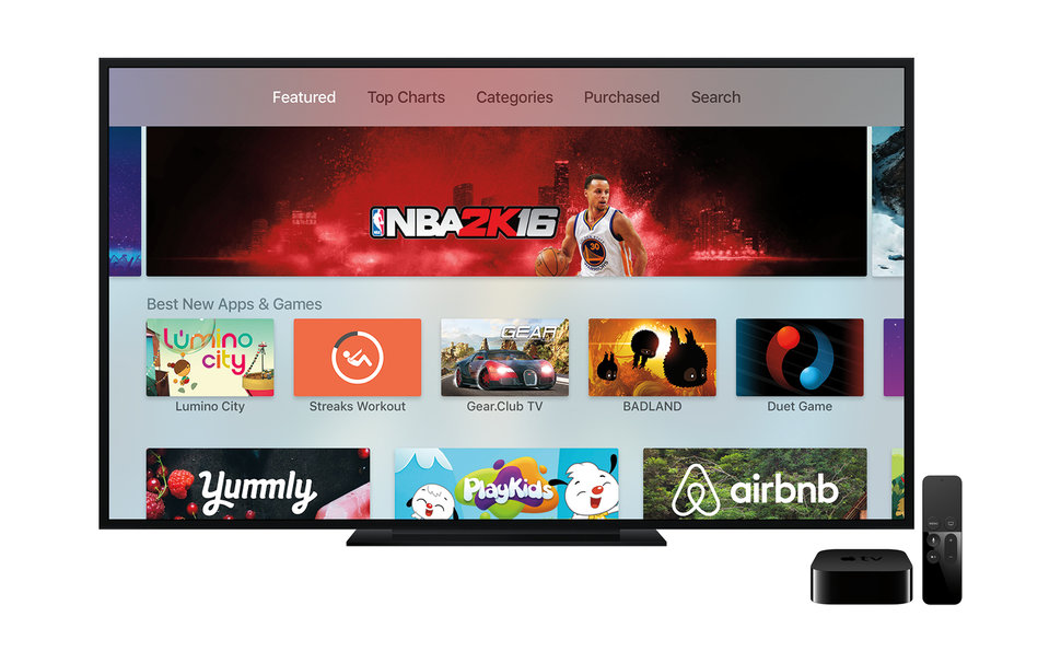 What's new in Apple TV? Smarter Siri, better gaming, single sig