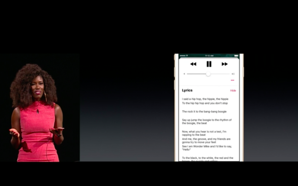 Apple Music update brings new look, lyrics, and hidden Connect ...