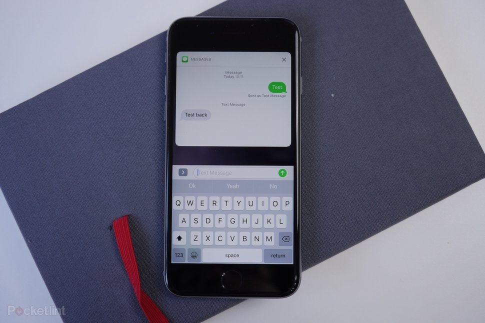 iOS 10 Messages explained: What's new and how to use it - Pocke