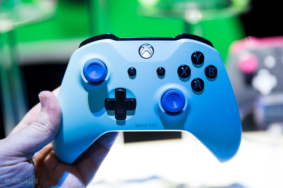 Xbox Design Lab in pictures: Some of the crazy Xbox One control