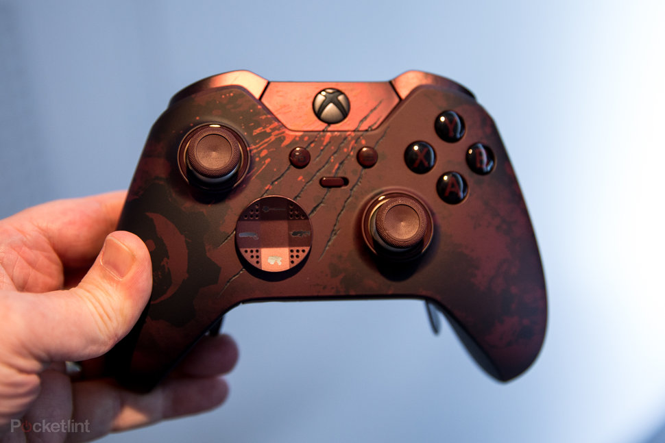 Xbox One Gears of War 4 Elite Controller: The best gamepad just