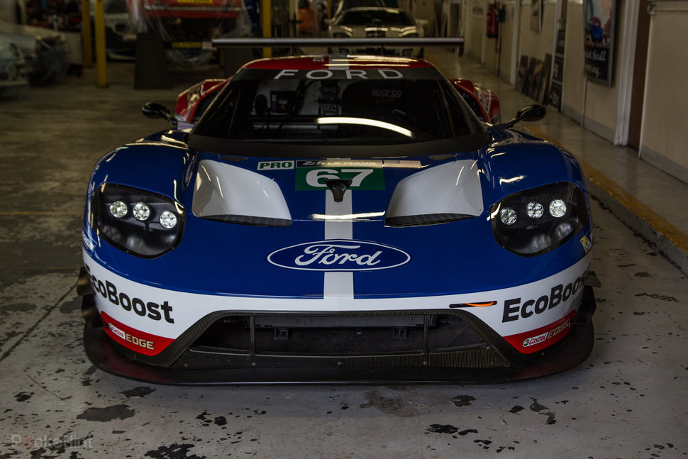 Ford Gt Ford Performance Heritage From  To Le Mans