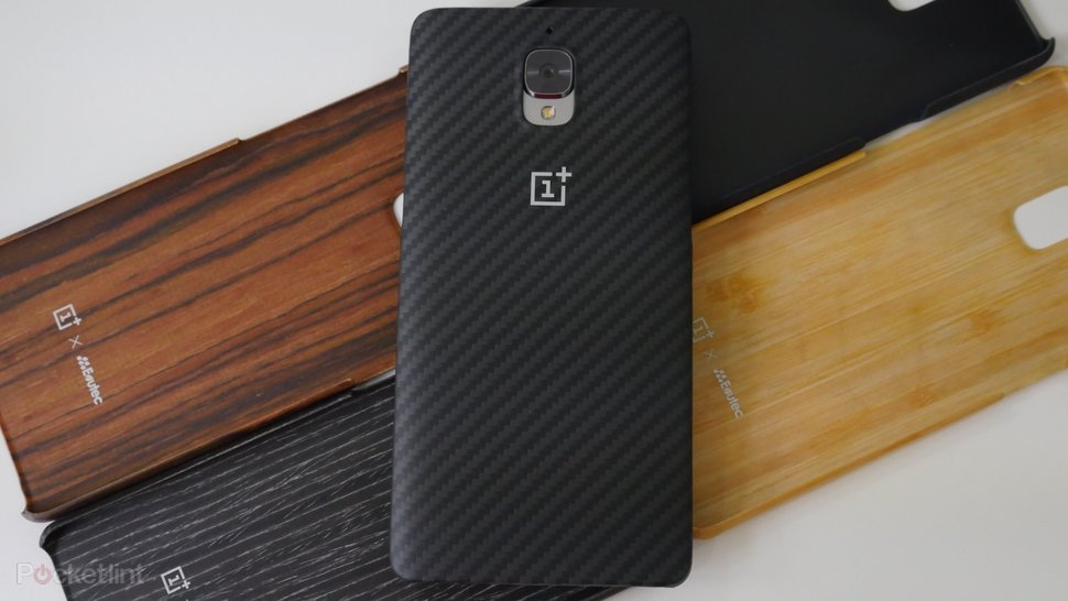 size 40 20b10 ff83c OnePlus 3 official cases in pictures: Bamboo, Karbon, Sandstone