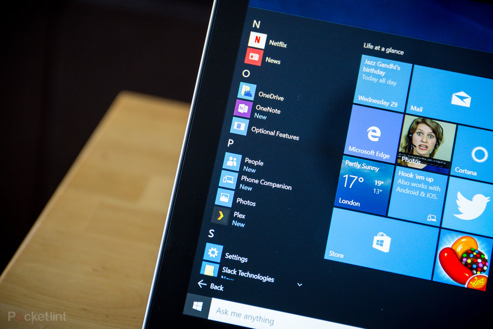 free apps with windows 10
