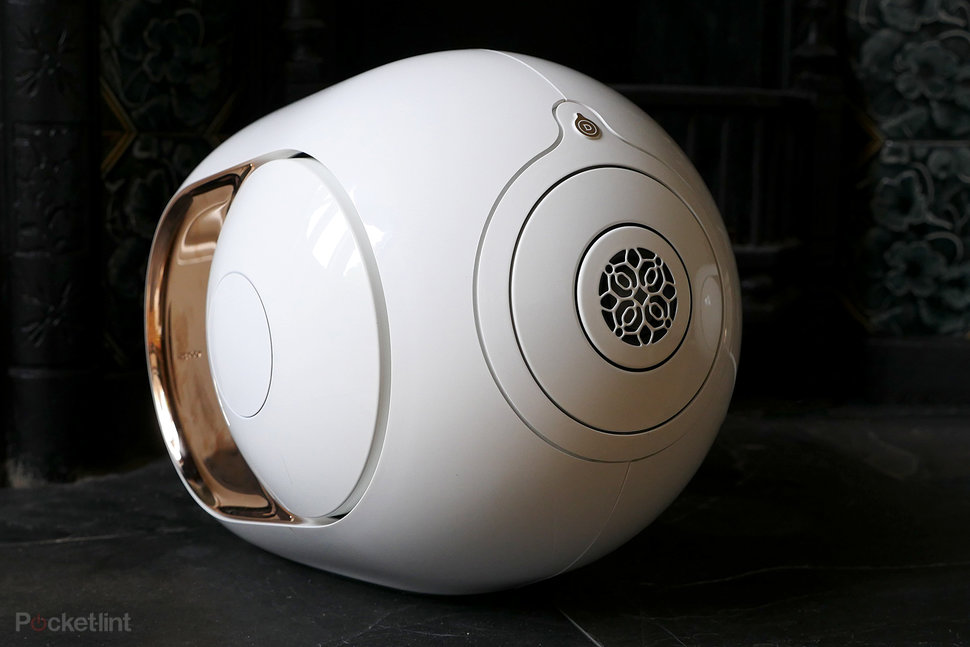 Devialet Gold Phantom Review Pure Gold From This Space