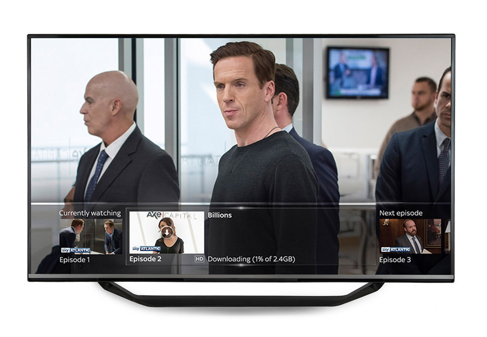 Sky Q major software update rolling out: Here's what your Sky Q