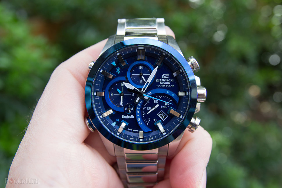Casio Edifice Eqb 500 Watch First Connected Device Second P
