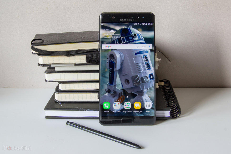 Samsung Galaxy Note 7 Review Take Note This Is The Big Screen