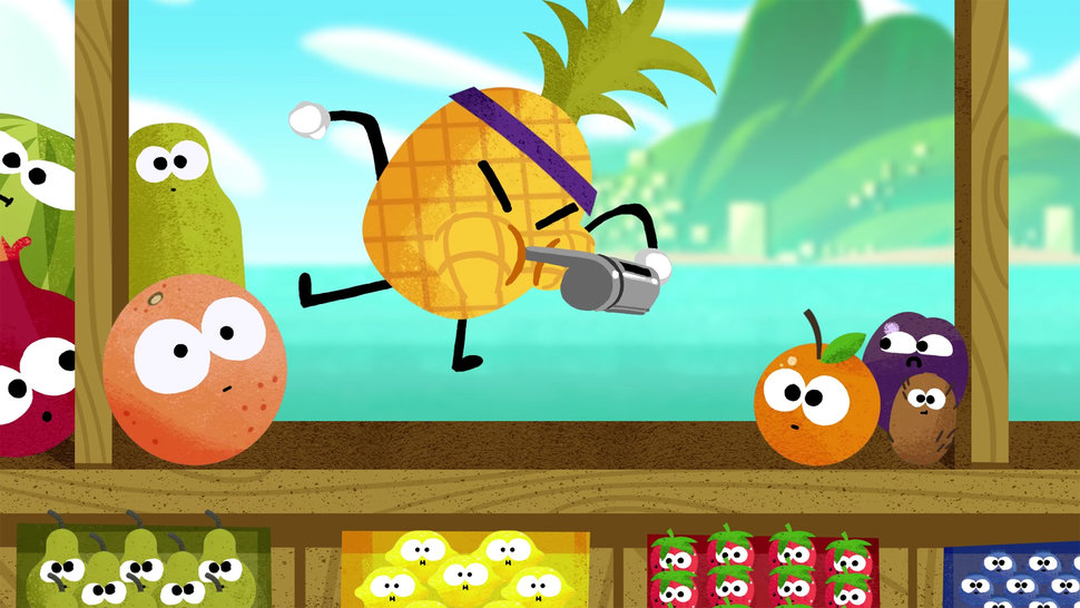 Play Doodle Fruit Games: How to find and play Google's ...