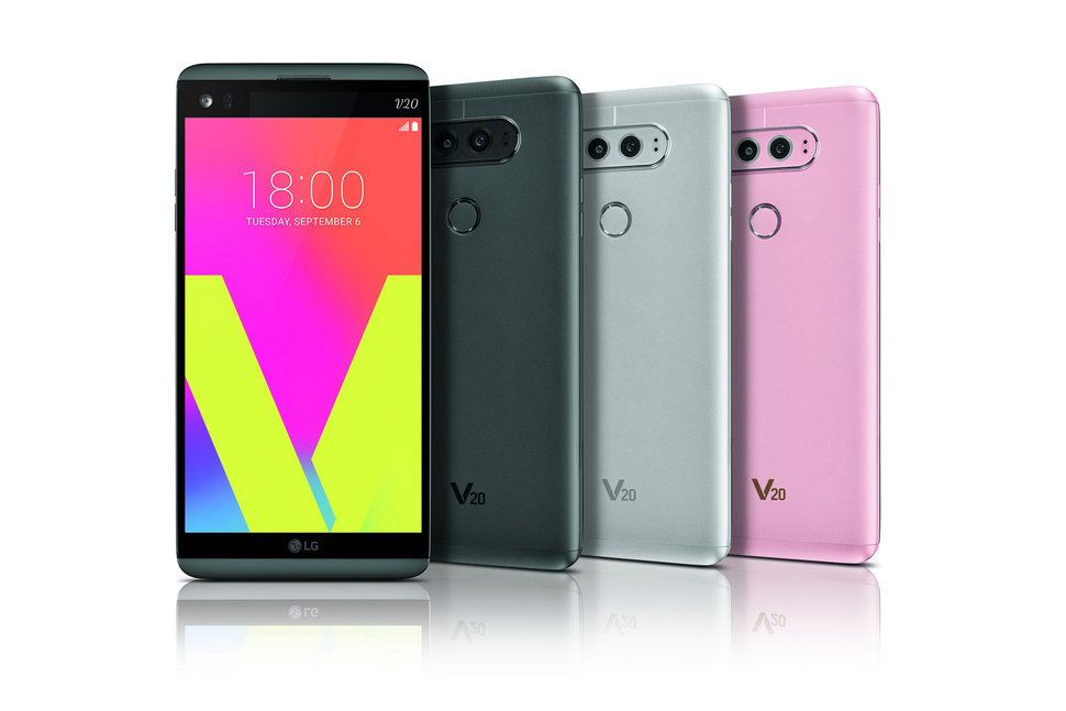 The LG V20 Is Priced Right At $672 On Verizon's Network ...