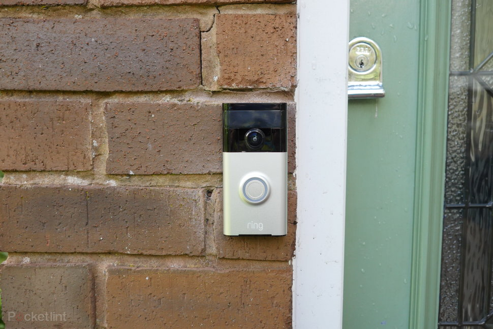 ring video doorbell review image 1 & Ring Video Doorbell review: Chime-tastic security for your front ...