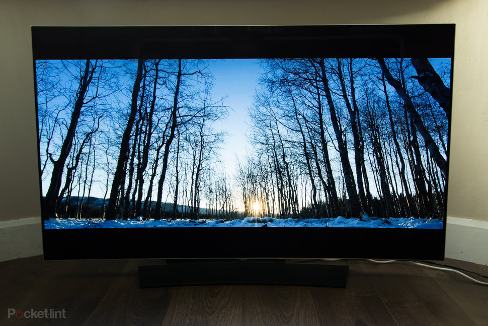 LG OLED C6 4K TV review: The curved OLED master - Pocket-lint