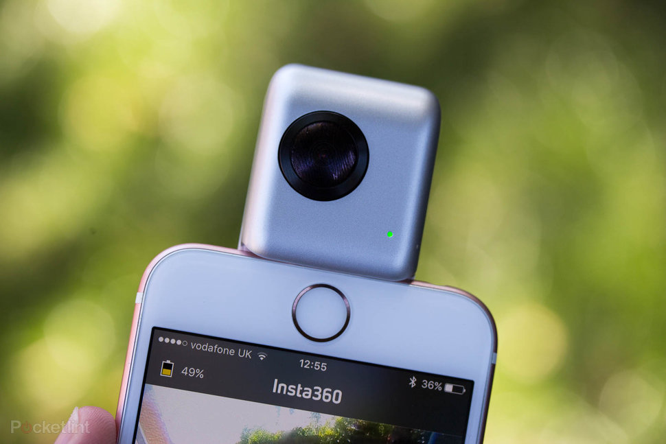 360 camera app iphone insta360 nano review the 360 degree for iphone 13344