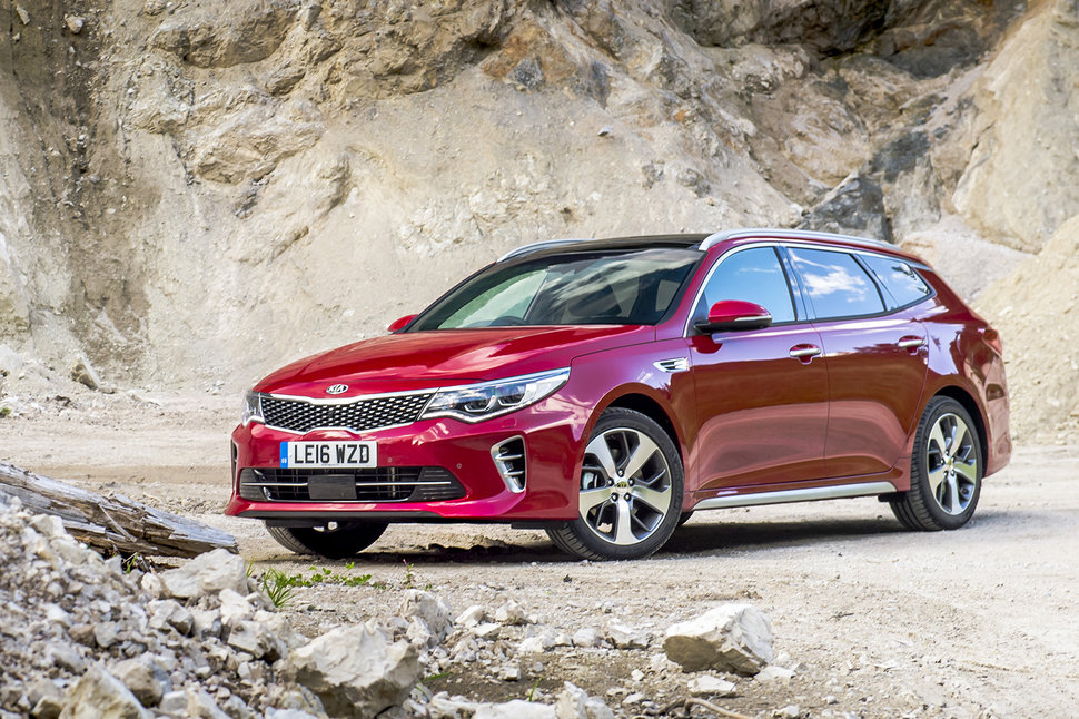 Kia Optima Sportswagon first drive: A big friendly giant that l