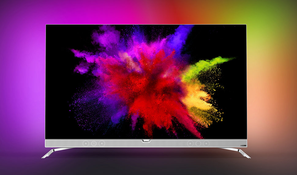Philips 901F OLED TV with Ambilight review: A cracking 4K OLED