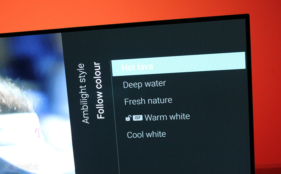 Philips 901F OLED TV with Ambilight review  A cracking 4K OLED debut ... 41b9196c5825